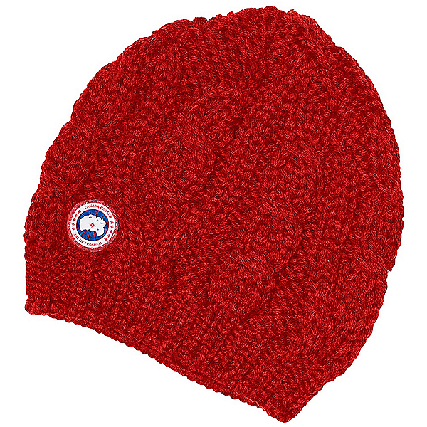 Canada Goose Chunky Cable Knit Beanie, , 600