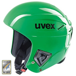 Uvex Race + Helmet, Green, 256