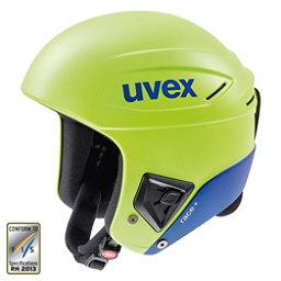 Uvex Race + Helmet 2018, Lime-Cobalt Matte, 256