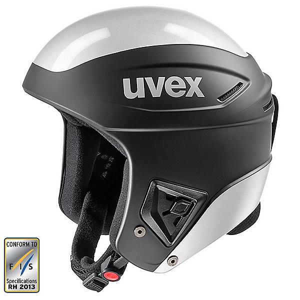 Uvex Race + Helmet 2021, Black-Silver, 600