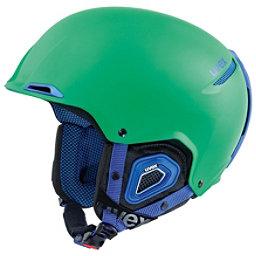 Uvex Jakk + Helmet, Green-Blue Mat, 256
