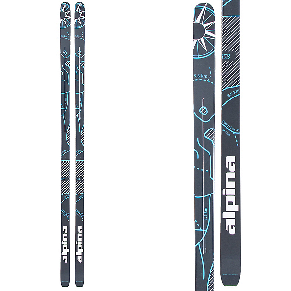Alpina Control 64 W Cross Country Skis, , 600