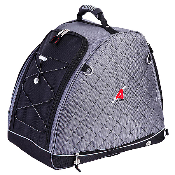 Athalon Amped Boot Bag 2017, Silver-Black, 600