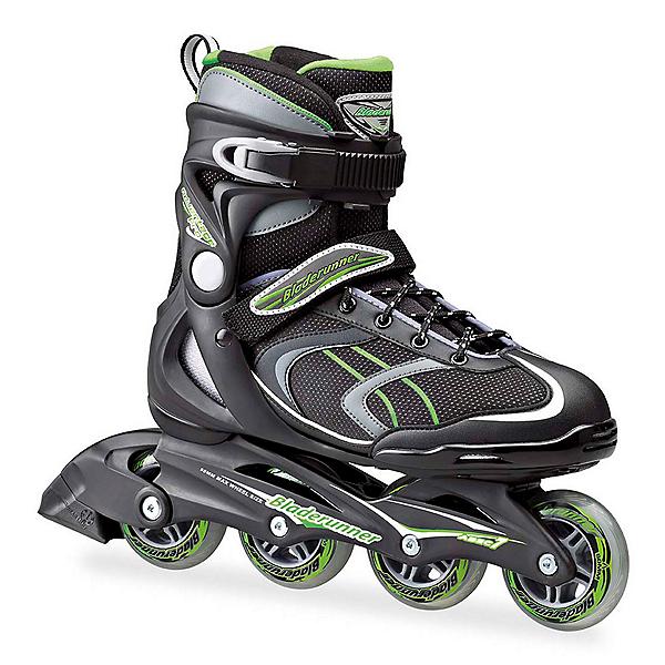 Bladerunner Advantage Pro XT Inline Skates 2020, Black-Green, 600