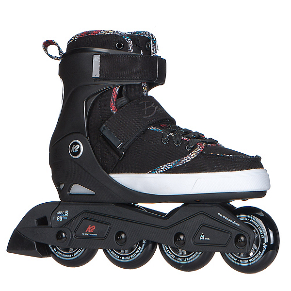 K2 Broadway Urban Inline Skates, Black, 600