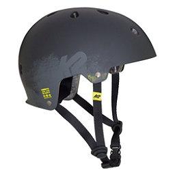K2 Varsity Mens Skate Helmet 2017, Black, 256