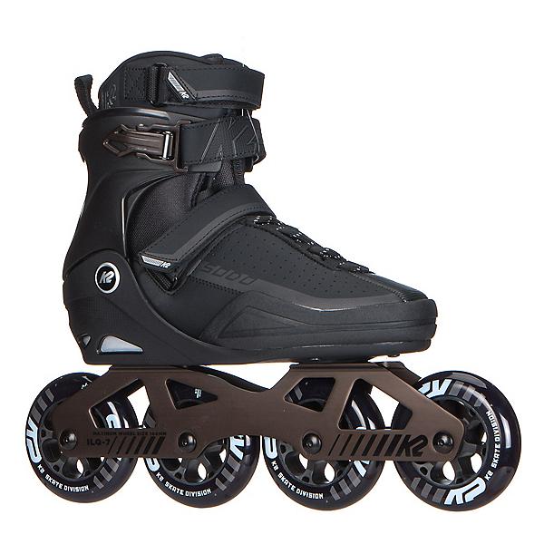 K2 Sodo Urban Inline Skates 2019, Black-Gray, 600
