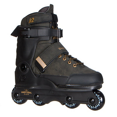 Soft Shell Aggressive Skates