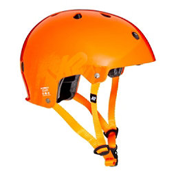 K2 Jr Varsity Boys Skate Helmet 2017, Orange, 256