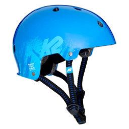 K2 Jr Varsity Boys Skate Helmet 2017, Blue, 256