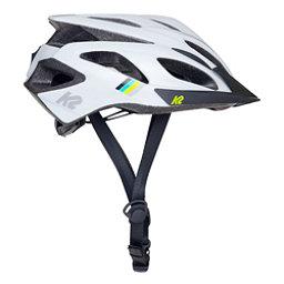 K2 VO2 Mens Skate Helmet 2018, White, 256
