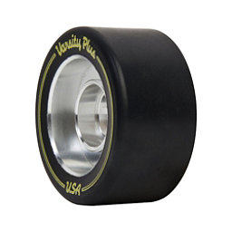 Riedell Varsity Plus 62 Roller Skate Wheels 2017, Black, 256