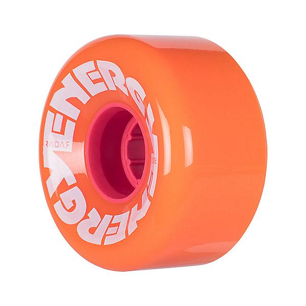 Riedell Energy Roller Skate Wheels 2017, Peach, 600
