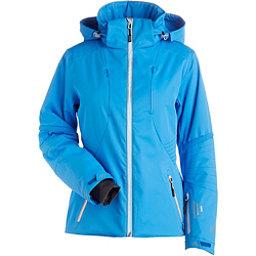 NILS Estelle Womens Insulated Ski Jacket, Glacier Blue, 256