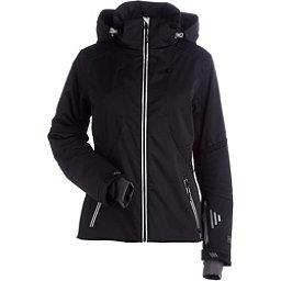 NILS Estelle Womens Insulated Ski Jacket, Black, 256
