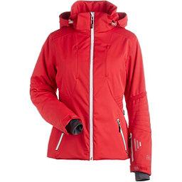 NILS Estelle Womens Insulated Ski Jacket, Cherry, 256