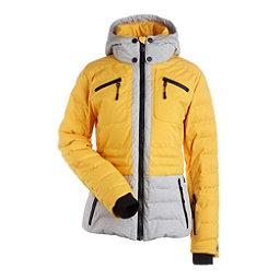 NILS Brook Womens Insulated Ski Jacket, Cornsilk-Light Texture, 256