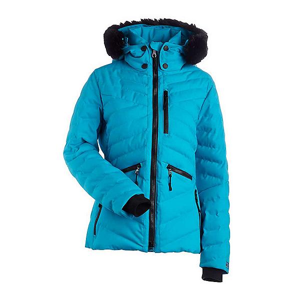 NILS Alexandra w/Faux Fur Womens Insulated Ski Jacket, , 600