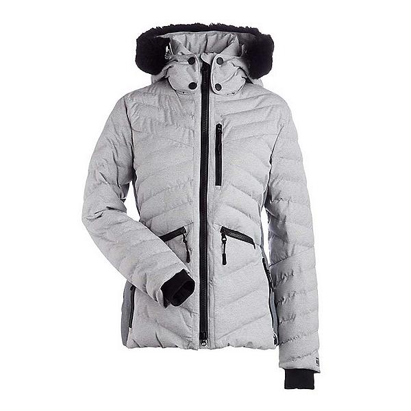 NILS Alex w/Faux Fur Womens Insulated Ski Jacket, , 600