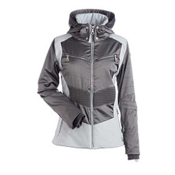 NILS Penny Womens Insulated Ski Jacket, Pewter-Silver, 256