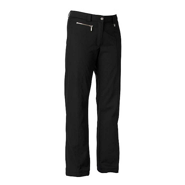 NILS Melissa Short Womens Ski Pants, Black, 600