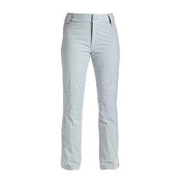 NILS Dominique Petite Womens Ski Pants, Silver, 256