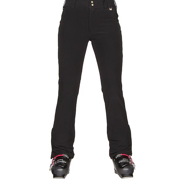 NILS Betty Extra Long Womens Ski Pants, Black, 600