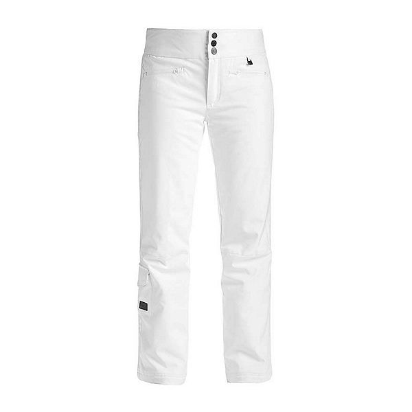 NILS Addison Womens Ski Pants, White, 600