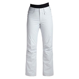 NILS Barbara Womens Ski Pants, White, 256