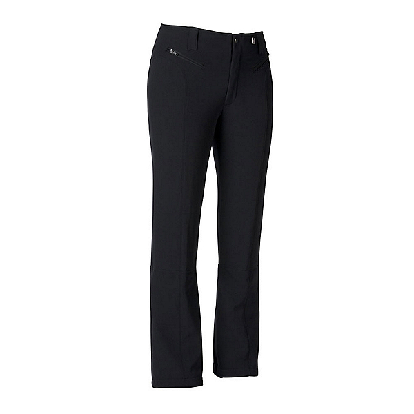 NILS Jan Long Womens Ski Pants, Black, 600
