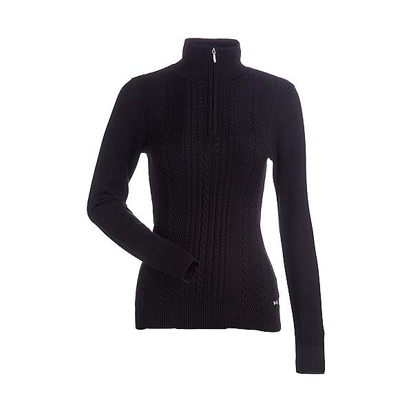 NILS Diana Womens Sweater, Black, 600