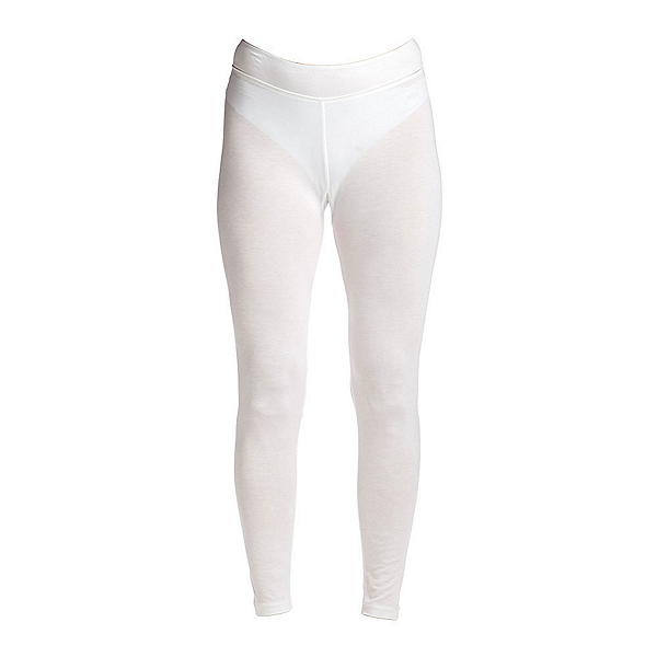 NILS Blaine Legging Womens Long Underwear Pants, White, 600