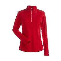 NILS Robin Womens Long Underwear Top, Red, 256