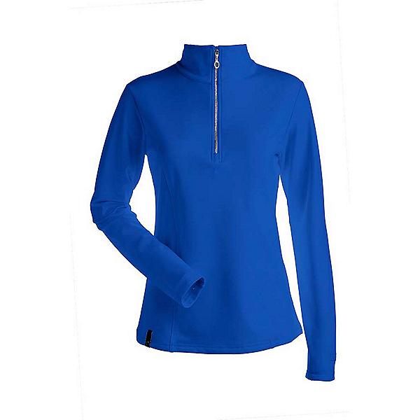 NILS Robin Womens Long Underwear Top, Blue Blaze, 600