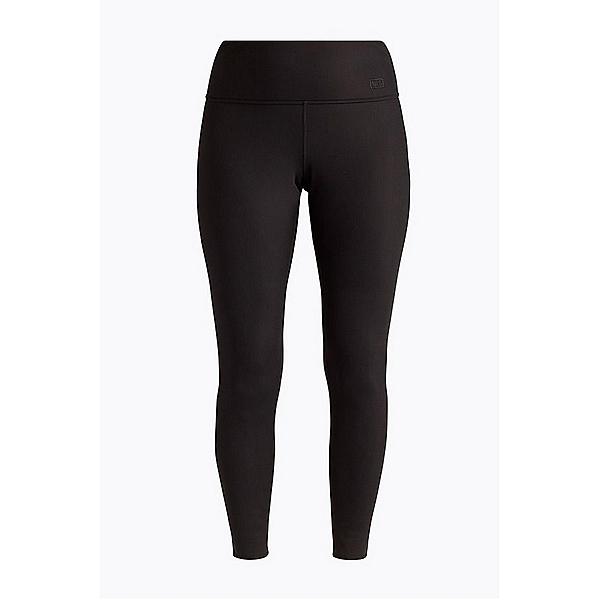 NILS Lindsay Leggings Womens Long Underwear Pants 2022, Black, 600