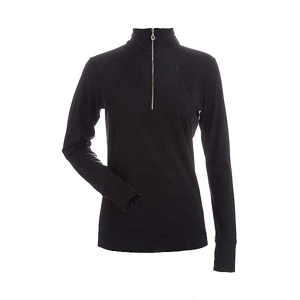 NILS Cheri Womens Long Underwear Top, Black, 600