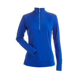 NILS Cheri Womens Long Underwear Top, Blue Blaze, 256