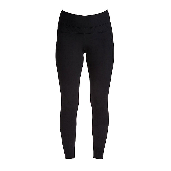 NILS Lucy Leggings Womens Long Underwear Pants, Black, 600