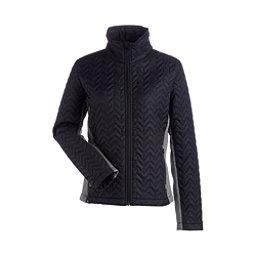 NILS Ellese Womens Jacket, Black-Charcoal, 256
