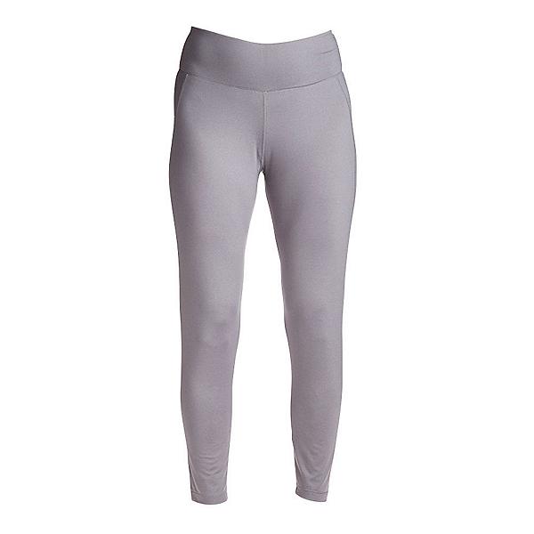 NILS Cali Leggings Womens Long Underwear Pants, Silver, 600