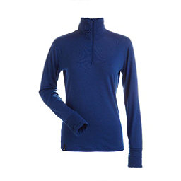 NILS Holly Womens Long Underwear Top, Blue Blaze, 256