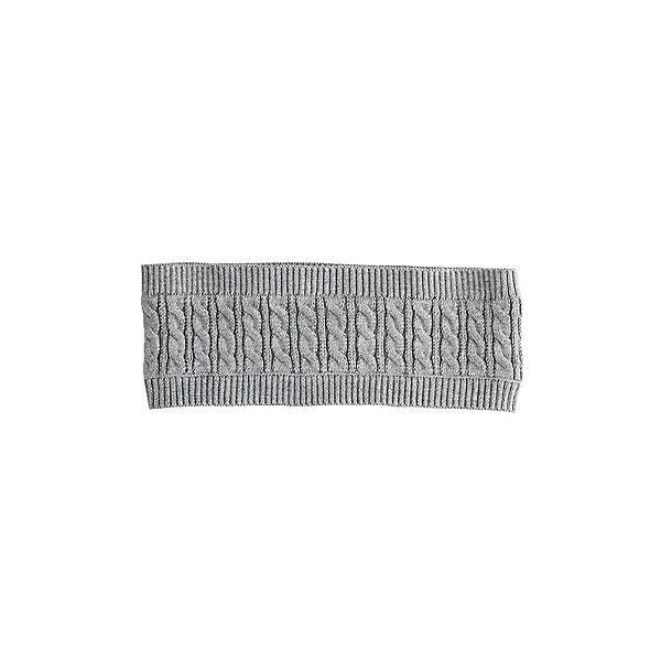 NILS Ryann Womens Headband, Silver, 600