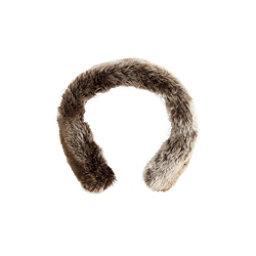 NILS Faux Fur Hood Attachment, Chinchilla, 256