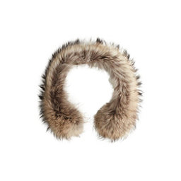 NILS Real Fur Hood Attachment, Finn Raccoon, 256