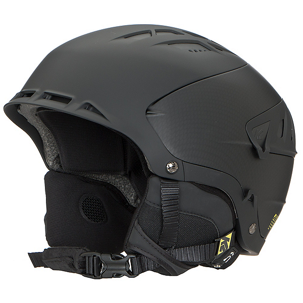 K2 Diversion Audio Helmet 2019, Black, 600