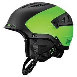 K2 Diversion Audio Helmet 2019, Black-Green, 256