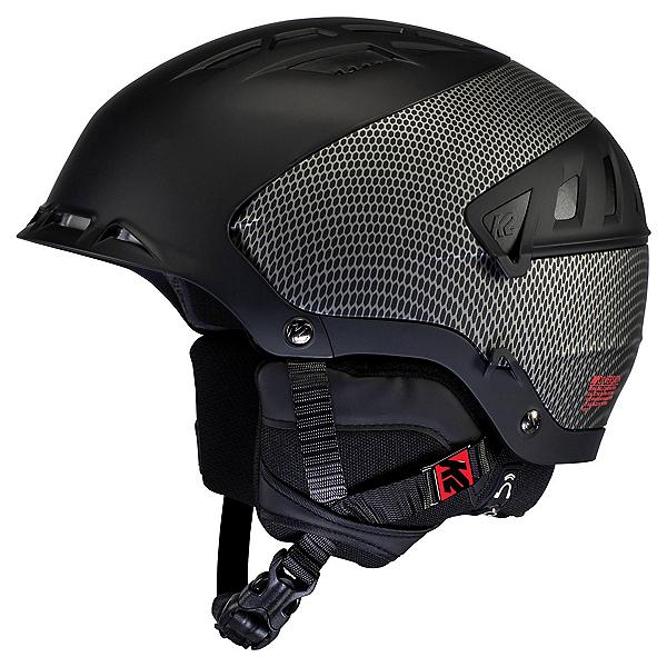 K2 Diversion Audio Helmets, Gunmetal-Black, 600