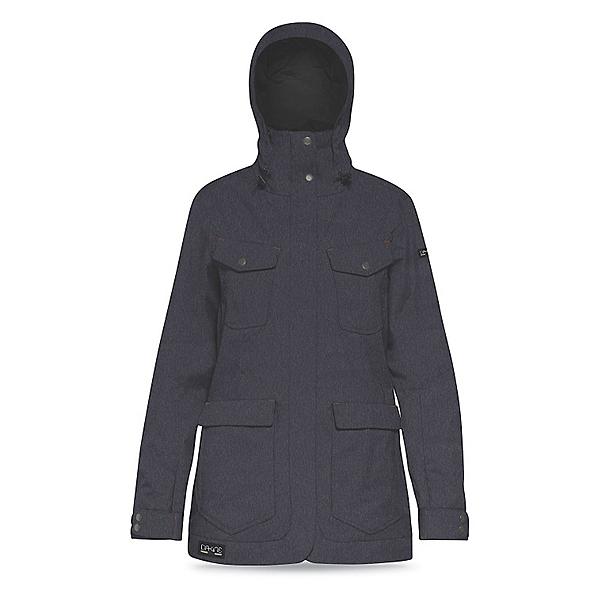 Dakine Canyons Womens Shell Ski Jacket, , 600