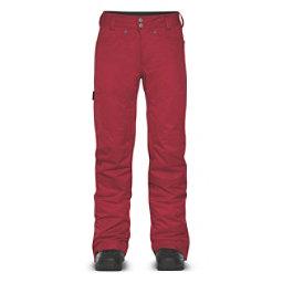 Dakine Westside Womens Ski Pants, Scarlet, 256
