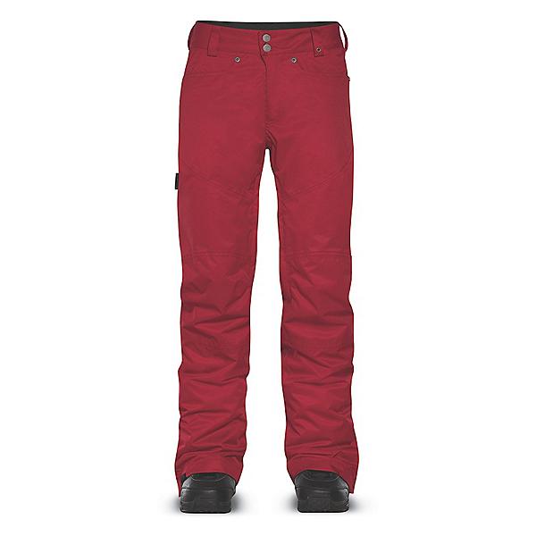 Dakine Westside Womens Ski Pants, Scarlet, 600